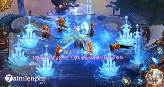 Download Chân Long Tam Quốc Mobile - game chiến đấu với hiệu ứng đẹp mắt Long-chien-thuong-khung-mobile