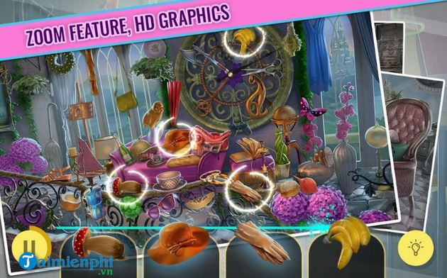 cinderella hidden object games