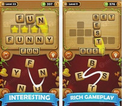 Download Word Connect Word Games Puzzle Cho Android Game Giải đố O C