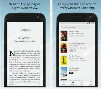 Download Amazon Kindle Lite Cho Android - Ứng dụng đọc sách trên điện