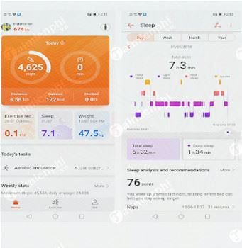Download Huawei Health Cho Android - Ứng dụng theo dõi sức