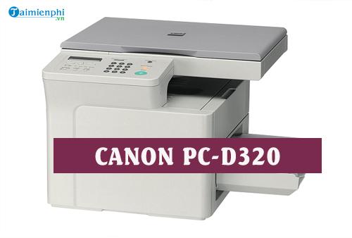 driver canon pc-d320