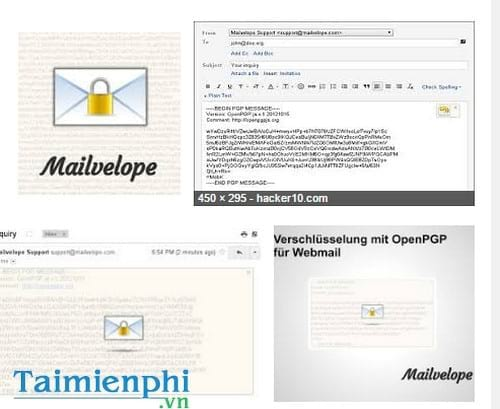 Free Download Mailvelope CRX 2.1.0 for Chrome