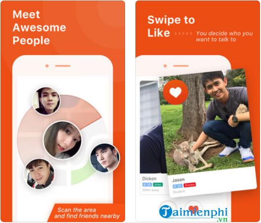 Download Tantan cho Android - Ứng dụng trò chuyện hẹn hò, kết bạn bốn