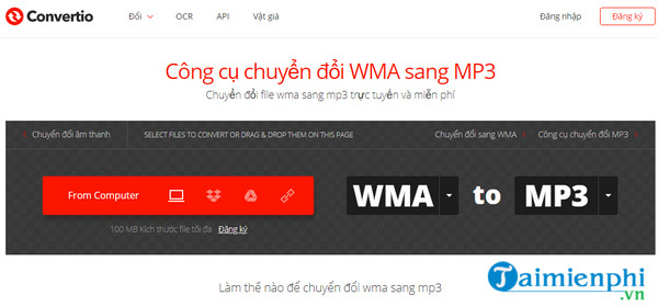 wma to mp3