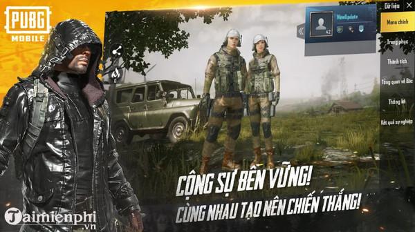 Tải PUBG Mobile VN cho Android, game bắn súng sinh tồn bản Việt -taimi