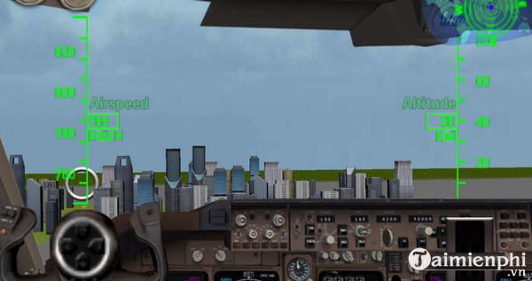 Tải 3D Airplane Flight Simulator, game mô phỏng lái máy bay cho Androi