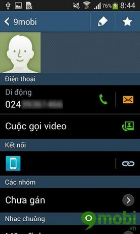 doi ma vung hang loat tren Android