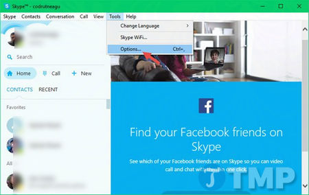cach an dia chi ip tren skype 2