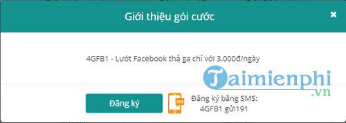 cach dang ky 4g viettel goi youtube facebook 4gyt 4gfb 5