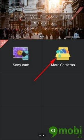 Quét mã QR với Camera360 trên Android, iOS và Windows Phone