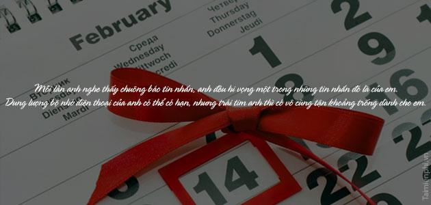 loi chuc valentine hay va y nghia