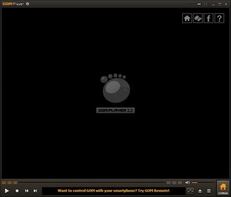 Su dung GOM Media Player de xem phim nghe nhac