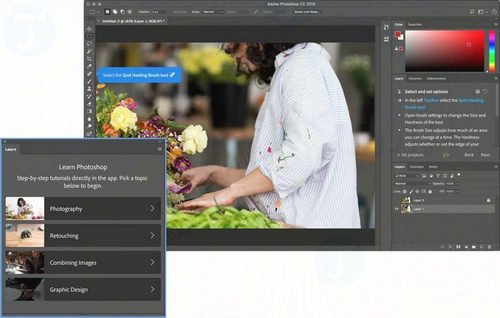 adobe gioi thieu creative cloud 2018 2