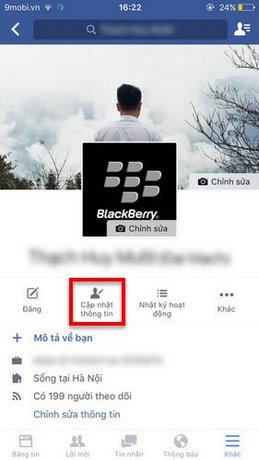 an emai tren facebook