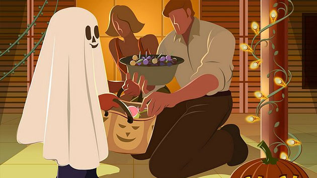 anh bia zalo halloween