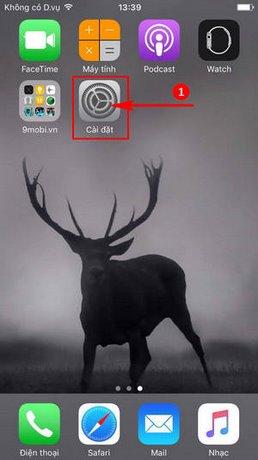 cach bat 4g iPhone 7
