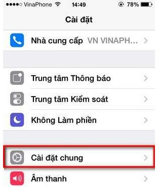 hien thi nut home ao tren iphone