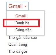 them dia chi email moi vao danh ba gmail