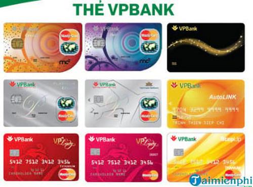 cac loai the tin dung visa vpbank cach mo the don gian nhat 2
