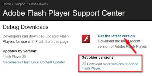 cai adobe flash player tren may tinh windows