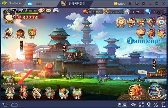 cach choi co ban game three kingdoms heroic war 2