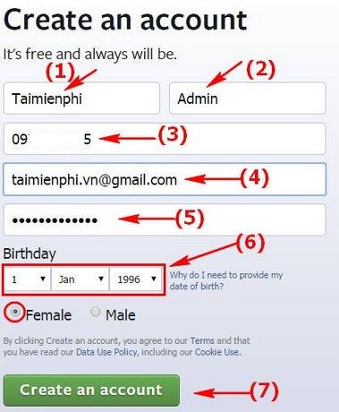 dang ki facebook