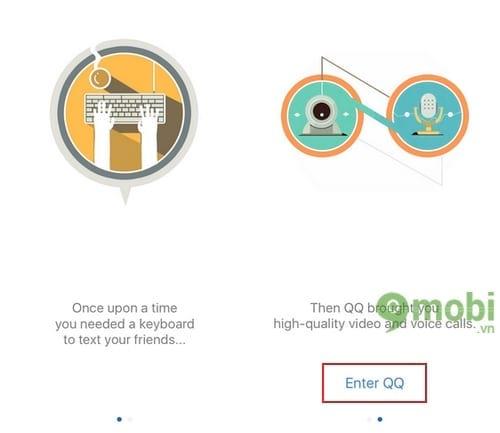 Cách đăng ký QQ trên điện thoại