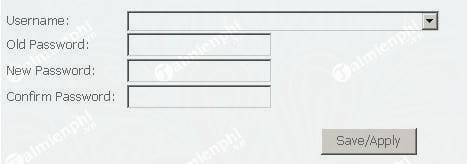 cach doi mat khau router wifi mat khau modem 2