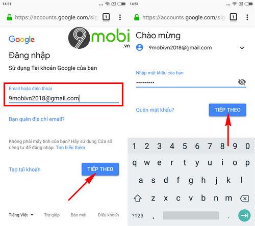 cach doi so dien thoai gmail tren android iphone 2