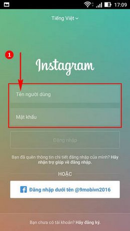su dung instagram direct