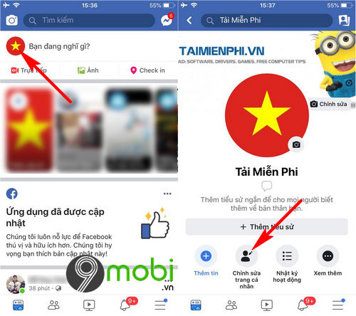 cach hien thi so nguoi theo doi facebook tren iphone va android 2