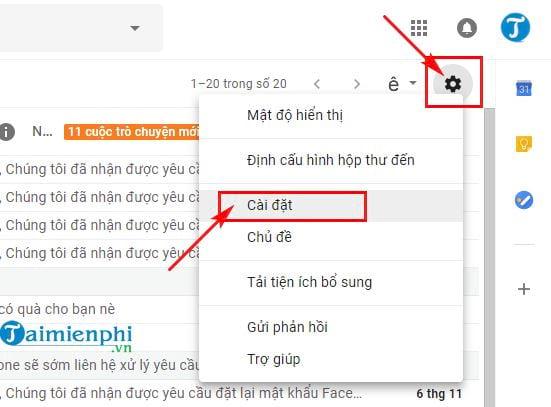 cach huy thu da gui trong gmail 2