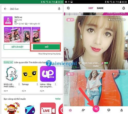 cach live stream pubg mobile tren dien thoai iphone android 2