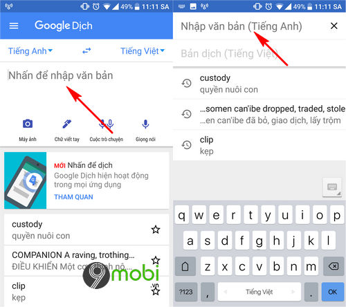 cach su dung google dich tren android va iphone 2