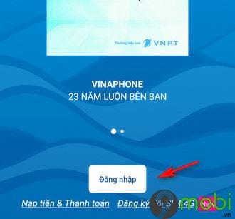 cach su dung ung dung my vnpt cho thue bao vinaphone 2