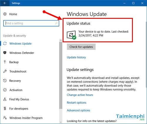 cach sua loi 100 disk tren windows 10 creators update loi full disk 2