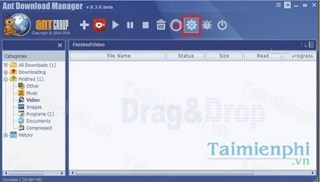 cach tang giam toc do tai tren ant download manager