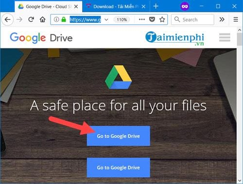 cach tao bieu mau bang google drive 2
