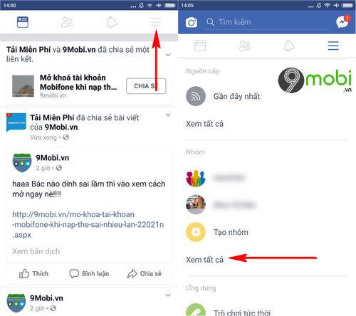 cach tao cuoc tham do y kien trong nhom facebook tren dien thoai 2