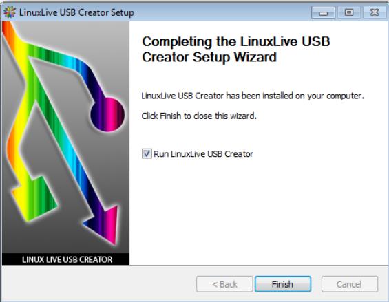 cach tao o usb bootable linux