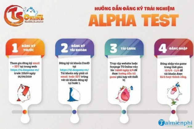 cach tham gia alpha test ts online mobile 2