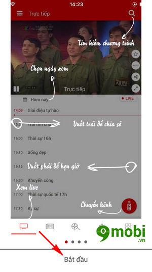 cach xem bong da seagame 29 truc tiep tren dien thoai iphone android 2