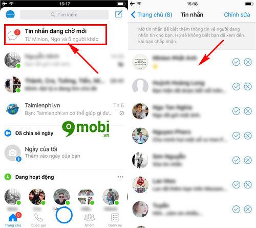 cach xem tin nhan facebook messenger bi an 2