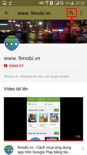 cach xuat am thanh tu video youtube tren android 2