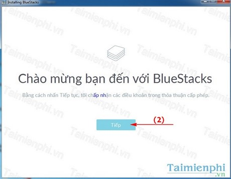 cach bluestacks 2 tren pc