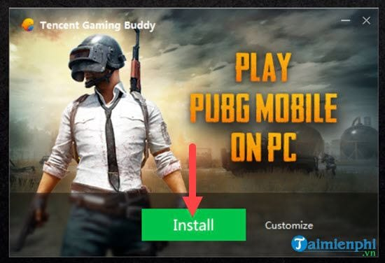 cai va choi pubg mobile vng 0 10 tren tencent gaming buddy 2