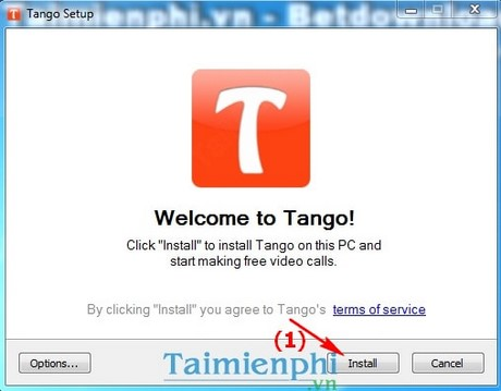 can you use tango on the computer