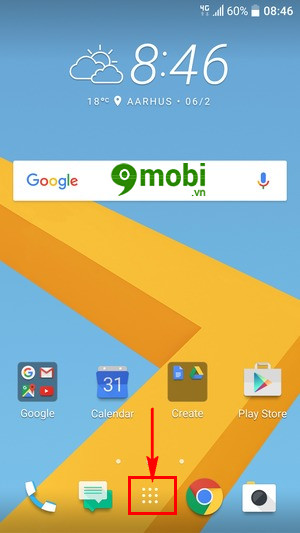 Cập nhật Android trên HTC 10, cách Update Android