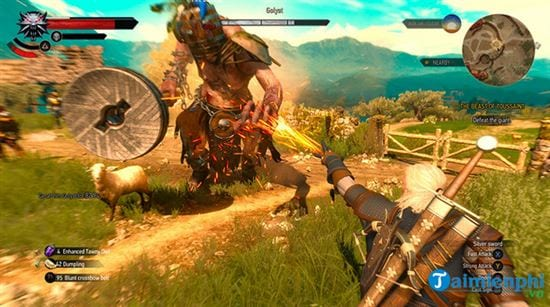 cau hinh choi game the witcher 3 wild hunt 2